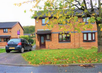 Thumbnail 3 bed semi-detached house for sale in Felstead, Skelmersdale