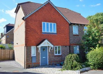 Thumbnail 3 bed semi-detached house for sale in Shaw Close, Maidstone