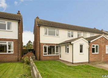 Thumbnail 5 bed semi-detached house for sale in Mount Pleasant, Aldington, Ashford