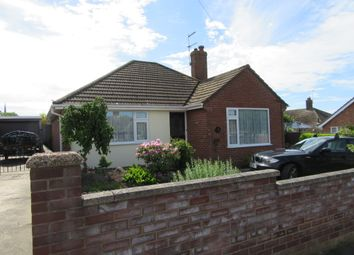 Thumbnail 2 bed detached bungalow to rent in Sharon Drive, Lowestoft