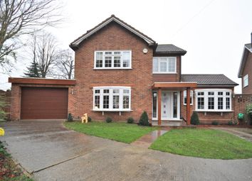 Thumbnail 4 bedroom detached house for sale in Hoblands End, Chislehurst, Kent