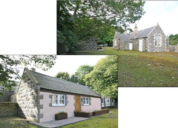 Thumbnail 1 bed detached house for sale in Borve House, Church Road, Ruthven, Cairnie, By Huntly