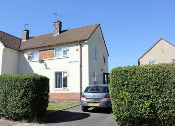 Thumbnail 3 bed semi-detached house for sale in Hassal Road, Leicester