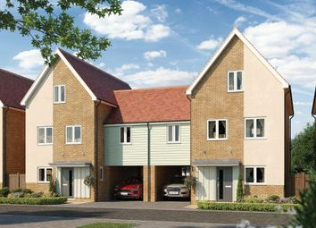 Thumbnail 4 bed link-detached house for sale in Thorpe Road, Longthorpe, Peterborough