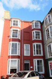 Thumbnail 1 bedroom flat to rent in Marine Terrace, Aberystwyth