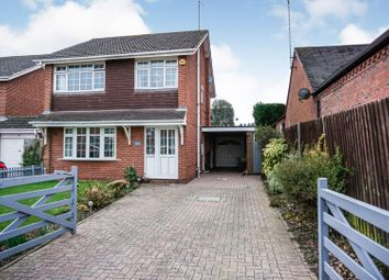 Thumbnail 4 bed detached house for sale in Gypsum Way, Draycott In The Clay