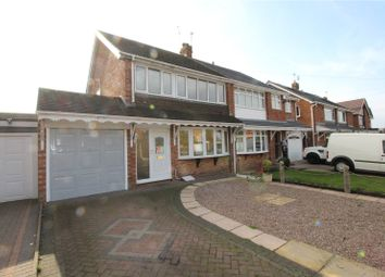 Thumbnail 3 bed semi-detached house to rent in The Leas, Featherstone, Wolverhampton, Staffordshire