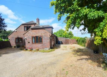 Thumbnail 4 bed detached house for sale in Stock, Gillingham
