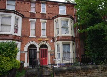 Thumbnail 1 bed flat to rent in Foxhall Road, Forest Fields, Nottingham