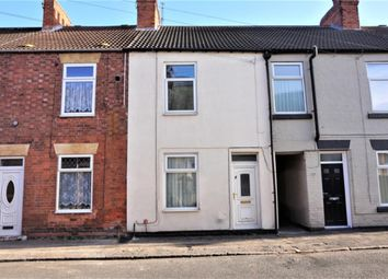 Thumbnail 2 bedroom terraced house for sale in Frederick Street, Worksop, Nottinghamshire