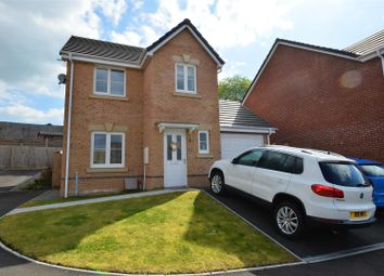 Thumbnail 3 bed detached house to rent in Ffordd Y Dolau, Llanharan, Pontyclun