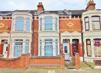 Thumbnail 4 bed terraced house for sale in Fearon Road, Portsmouth