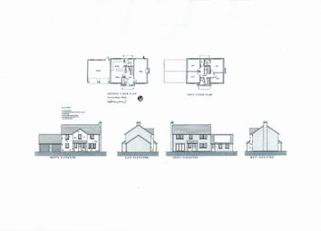 Thumbnail 4 bedroom detached house for sale in Old Court Gardens, Whitchurch, Ross-On-Wye