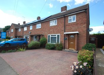 Thumbnail 3 bed end terrace house for sale in Berechurch Hall Road, Colchester