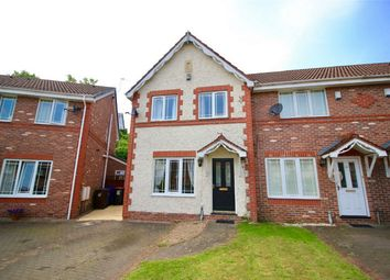 Thumbnail 3 bed end terrace house for sale in Border Brook Lane, Worsley, Manchester