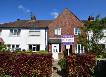 Thumbnail 3 bed terraced house for sale in Wray Crescent, Wrea Green, Preston