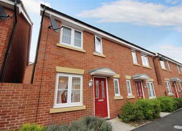 Thumbnail 3 bedroom semi-detached house for sale in Walkinshaw Road, Nightingale Rise, Moredon, Swindon