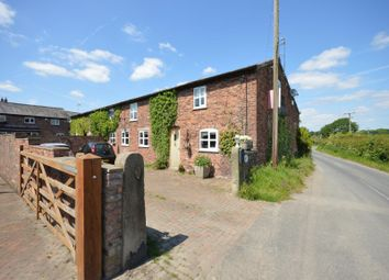 Thumbnail 3 bed semi-detached house for sale in Back Lane, Ashley, Altrincham