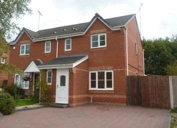 Thumbnail 3 bed semi-detached house to rent in Mercury Way, Skelmersdale