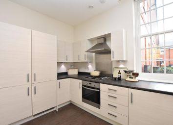 Thumbnail 2 bed flat for sale in Sherwood Way, Epsom