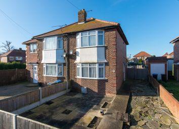 2 bed semi-detached house for sale in Bursill Crescent, Ramsgate CT12