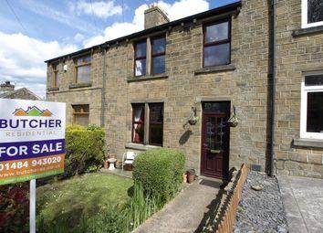 Thumbnail 3 bed terraced house for sale in Cumberworth Lane, Lower Cumberworth, Huddersfield