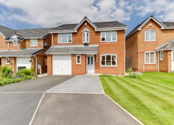 Thumbnail 4 bed detached house for sale in Repton Close, Bacup, Rossendale