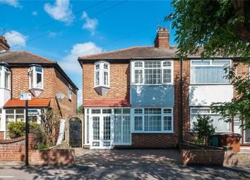 Knebworth Avenue, Walthamstow, London E17. 3 bed end terrace house