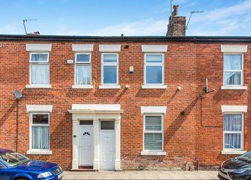 1 bed terraced house for sale in Roman Road, Preston PR1