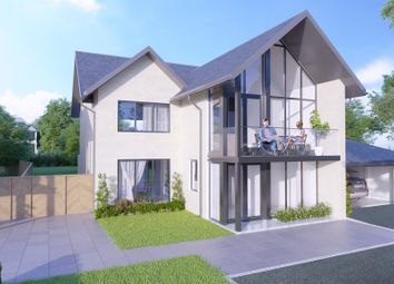 Thumbnail 4 bedroom detached house for sale in London Road, Spellbrook, Bishop's Stortford