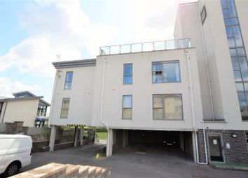 Thumbnail 1 bed flat for sale in The Waters Edge, The Knap, Barry