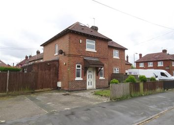 Thumbnail 3 bed semi-detached house for sale in Booth Street, Alvaston, Derby