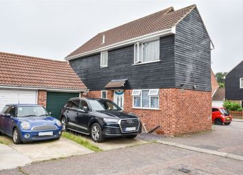 Thumbnail 4 bed detached house for sale in Tusset Mews, Firstore Drive, Colchester, Essex