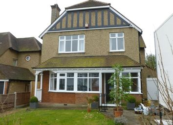 Thumbnail 4 bed detached house to rent in Hillside Road, Sutton