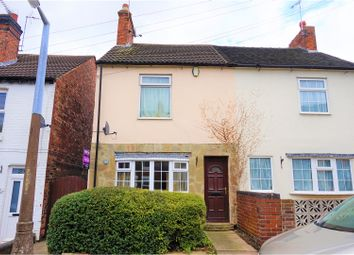 Thumbnail 2 bed semi-detached house for sale in Stanhope Road, Swadlincote