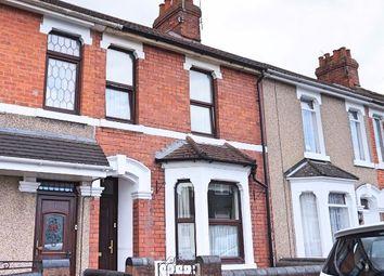 Thumbnail 3 bedroom terraced house for sale in Pembroke Street, Swindon