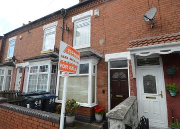 Thumbnail Terraced house for sale in Membury Road, Washwood Heath, Birmingham
