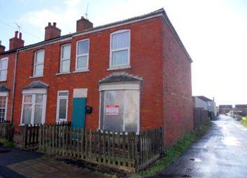 Thumbnail 3 bed semi-detached house for sale in Princes Street, Sutton Bridge, Spalding
