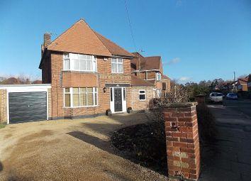 Thumbnail 3 bed detached house for sale in Parkside Avenue, Long Eaton, Nottingham