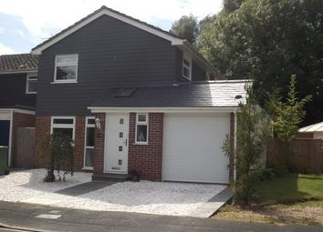 Thumbnail 4 bed detached house for sale in Harlaxton Close, Eastleigh