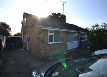 Thumbnail 2 bed semi-detached bungalow to rent in Lindale Ave, Hornsea, East Riding Of Yorkshire