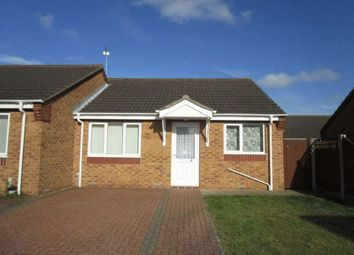 Thumbnail 2 bedroom semi-detached bungalow to rent in Reginald Court, Estcourt Road, Great Yarmouth