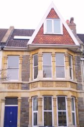 Thumbnail 3 bed maisonette to rent in Devonshire Road, Bristol