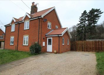 Thumbnail 4 bed semi-detached house to rent in Church Cottages, Brightwell, Ipswich