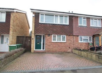Thumbnail 3 bed semi-detached house for sale in Birchington Close, Bexleyheath