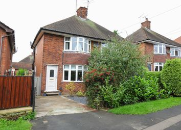 Thumbnail 2 bed semi-detached house for sale in Brookbank Avenue, Chesterfield