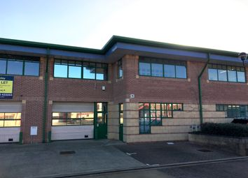 Thumbnail Industrial to let in Unit 11, County Park, Swindon