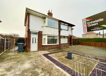 3 bed semi-detached house for sale in Winton Avenue, Blackpool, Lancashire, . FY4