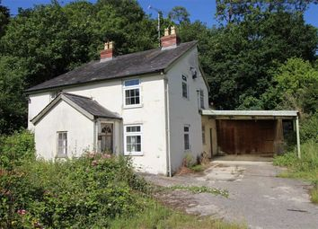 Thumbnail 4 bed cottage for sale in Park Cottage, Marton, Welshpool, Powys