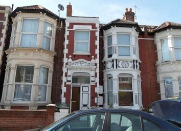 Thumbnail 1 bedroom flat to rent in Festing Grove, Southsea